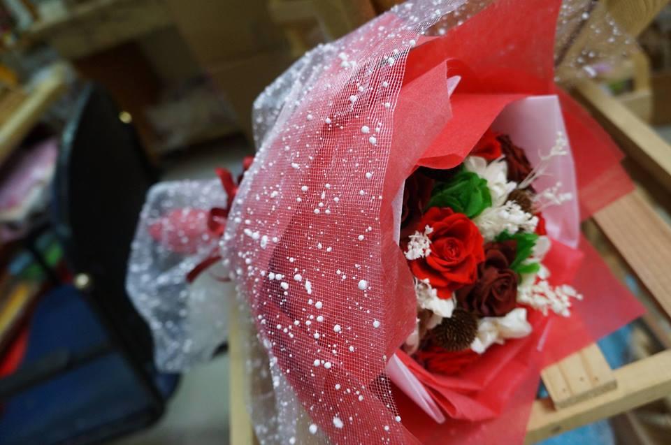 hoa tặng ngày của cha