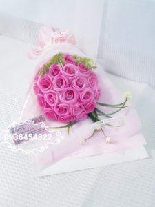 hoa hồng sáp thơm giá sỉ 19 bông