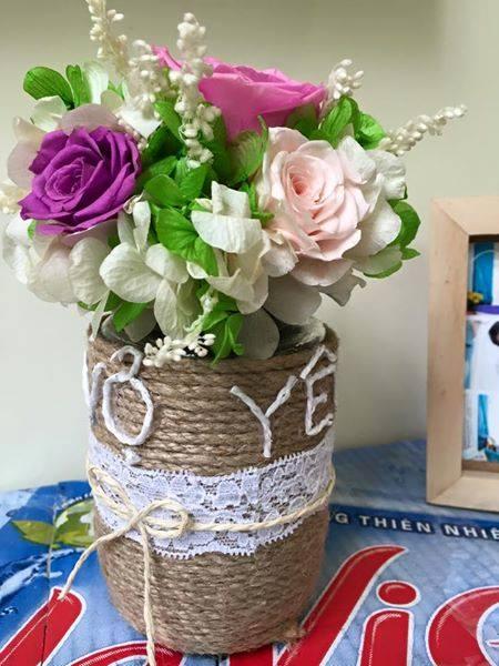 hoa tặng sinh nhật vợ