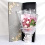 Hoa hồng sáp thơm 21 bông (9)